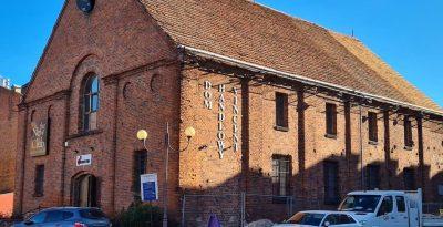 Dawna Synagoga w Starogardzie Gd.