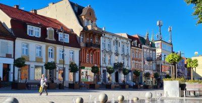Rynek w Starogardzie Gdańskim