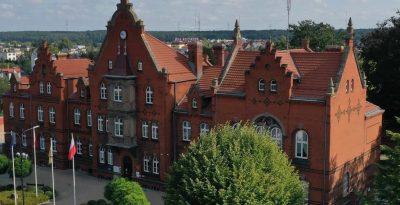 Budynek Urzędu Miasta Starogard Gd.