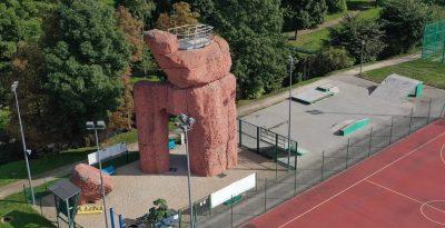 Ściana Wspinaczkowa OSiR