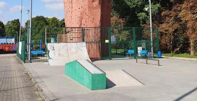 Skate Park OSiR Starogard