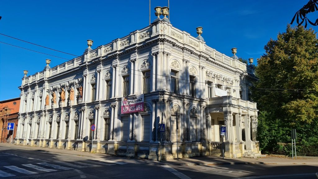 Pałac Wichertów w Starogardzie Gdańskim