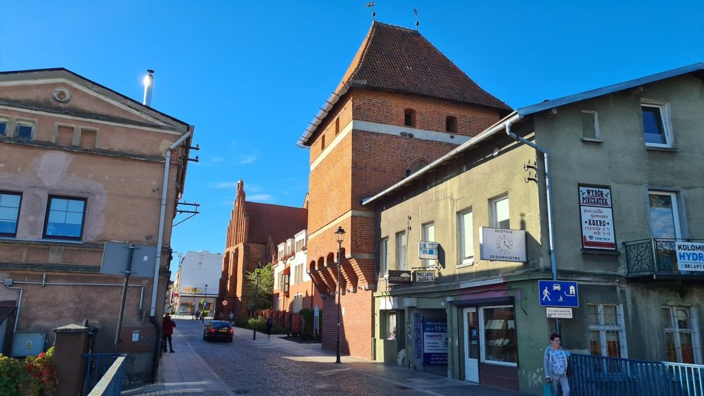 Baszta Gdańska w Starogardzie Gdańskim