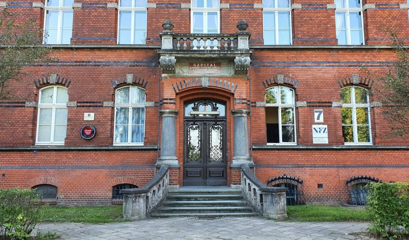 Szpital Psychiatryczny w Kocborowie