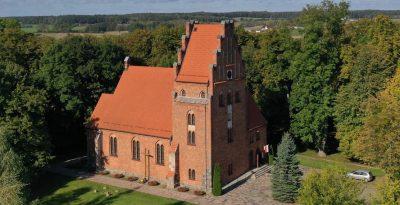 Kościół wniebowzięcia NMP w Kręgu