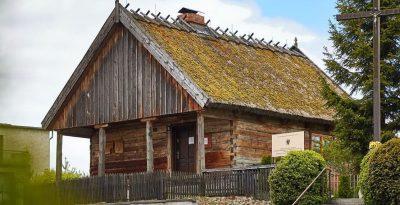 Kociewska chata podcieniowa Borzechowo