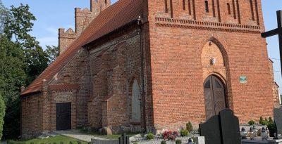Kościół Rzymskokatolicki pw. św. Wawrzyńca w Jabłowie