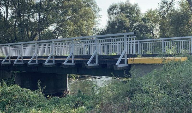 Drewniany most na Wierzycy – Barchnowy