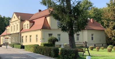 Zabytkowy pałac XIX wieku - Szpęgawsk