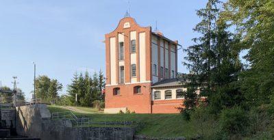 Elektrownia wodna - Kolincz