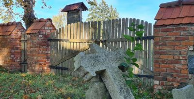 Cmentarz Ewangelicki - Krąg