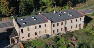 Pałac Dworski - Kokoszkowy