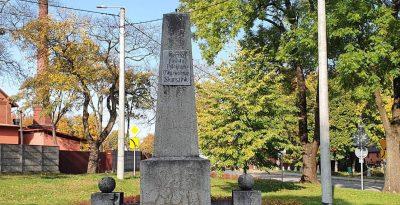 Pomnik poległym o wyzwolenie Skarszew
