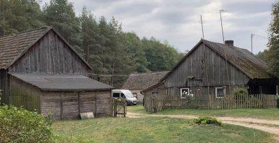 Chata drewniana XIX w. - Bukowiny
