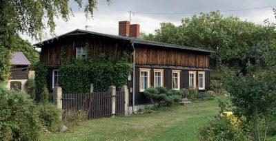 Zabytkowy dom XIX/XX w. - Skórzenno