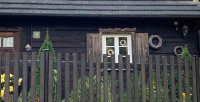 Zabytkowy dom XIX/XX w. - Wierzbiny