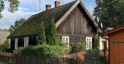 Zabytkowy dom XIX/XX w. - Wycinki