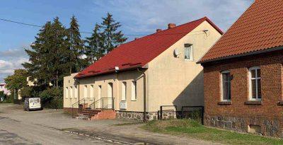 Świetlica wiejska w Barłożnie