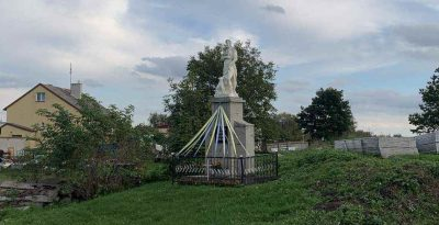 Pomnik świętego Rocha Wolental