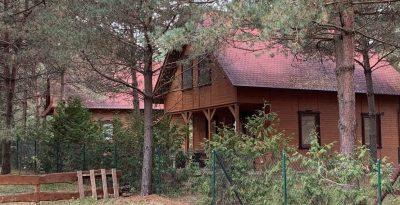 Domki w Borach - Wycinki