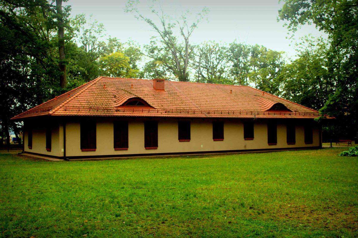 Centrum historyczne edukacyjne - Frąca