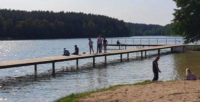 Kąpielisko Ośrodek Wypoczynkowy Borówno