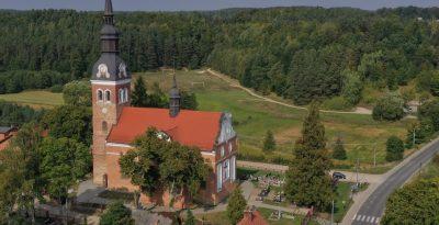 Kościół pw. Świętych Apostołów Piotra i Pawła w Pogódkach