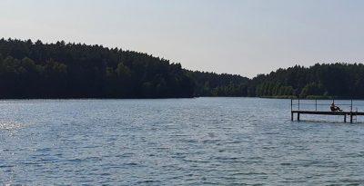 jezioro Borówno Wielkie