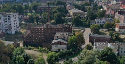 Ruiny Młynów - Starogard Gdański