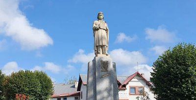 Pomnik Adama Mickiewicza-Starogard Gdański