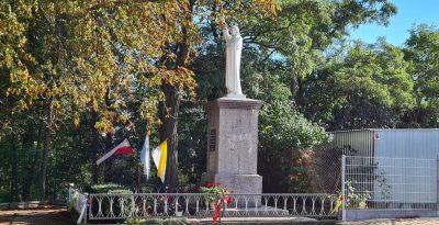 Pomnik Andrzeja Boboli w Starogardzie Gd.