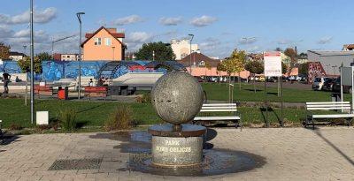 Park Nowe Oblicze w Starogardzie Gdańskim - miejsce spotkań zabawy i relaksu