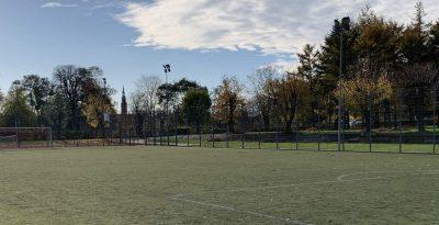 Boisko piłkarskie ul. Grunwaldzka w Starogardzie Gdańskim