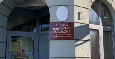 Miejska biblioteka publiczna - Starogard Gdański