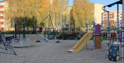 Plac Zabaw SM Kociewie-Starogard Gdański