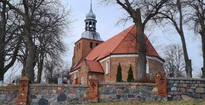 Kościół św Bartłomieja  - Rajkowy
