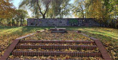 Cmentarz ewangelicki -Starogard Gdański