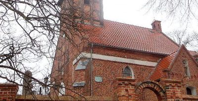 Kościół p.w. Św Jakuba w Dzierżążnie