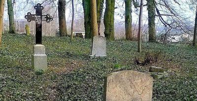 Cmentarz Ewangelicki w Wielbrandowie