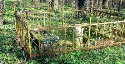 Cmentarz Ewangelicki - Opalenie