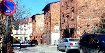 Ulica Franciszka Jakusza-Gostomskiego