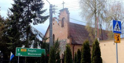 Kościół filialny - Brzuśce