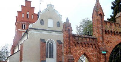 Kościół barokowy - Nowa Cerkiew