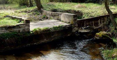 Młyn Wodny ruiny - Szlaga-Młyn
