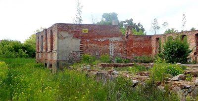 Ruiny Dworu - Smarzewo