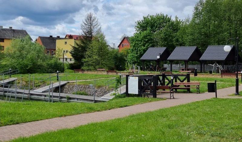 Przystań kajakowa – Stara Kiszewa