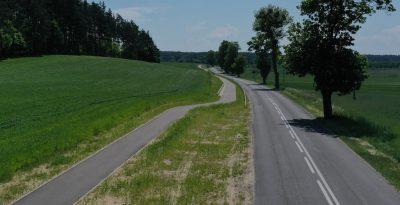 Ścieżka rowerowa Starogard - Płaczewo