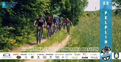 MH Automatyka MTB Pomerania Maraton - Pelplin - E5
