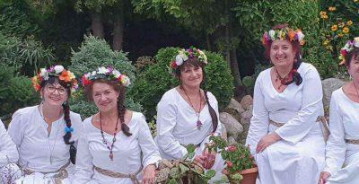 Zespół folklorystyczny Rokocinianki