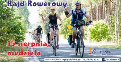 24. Kociewsko - Borowiacki Rajd Rowerowy